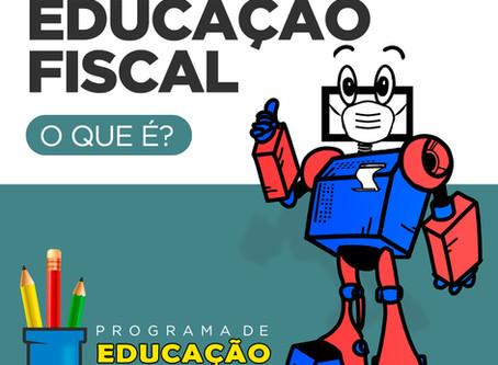 O que é Educação Fiscal?