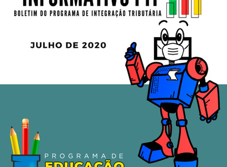 INFORMATIVO PIT - JULHO 2020