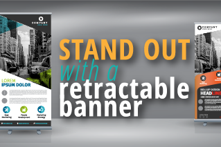 STAND OUT at your next event!