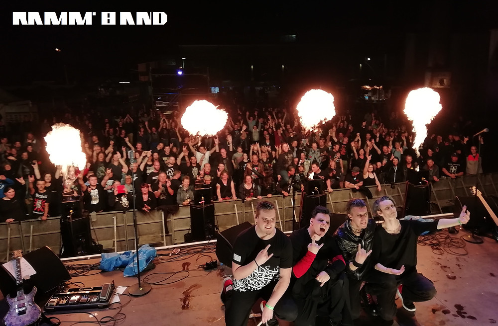 Ramm'band in Germany