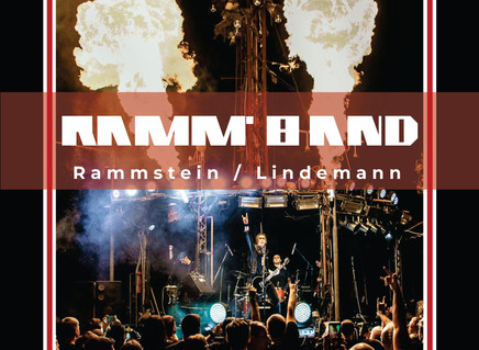 Lindemann new album Party в Москве (23.11.2019)