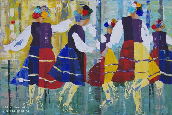 Hongaarse dans