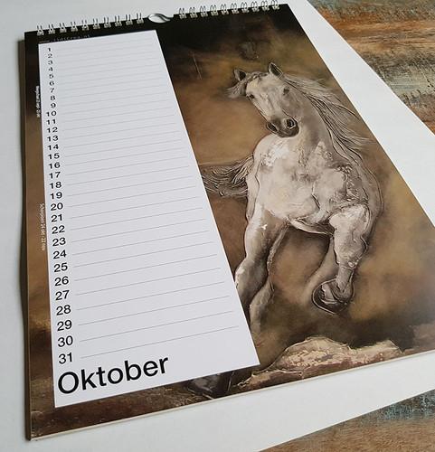 Voorbeeld Oktober