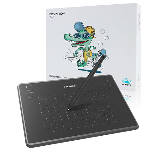 Huion h430p Batery-free