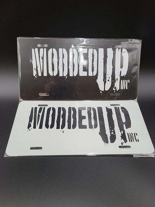 MobbedUp Plates