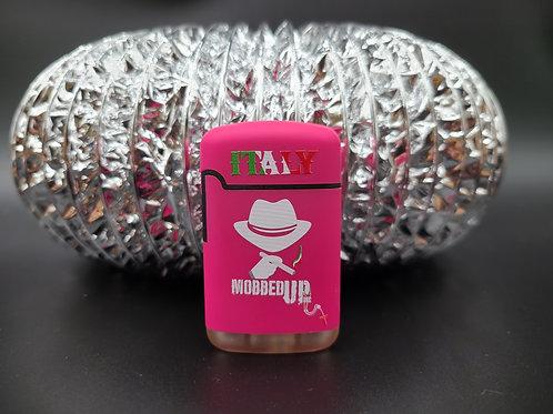 Mobbed Up Lighter | Pink, Black, Blue
