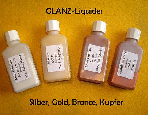 KRYOLAN Flüssigkörperfarbe: Glanzliquid