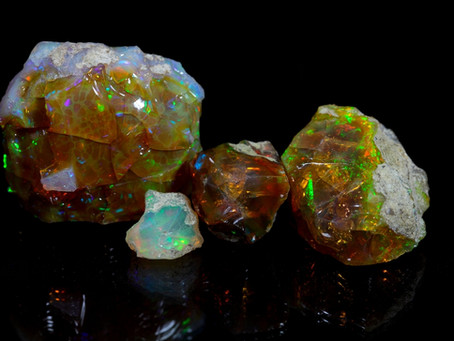 October Stone of the Month: Opal