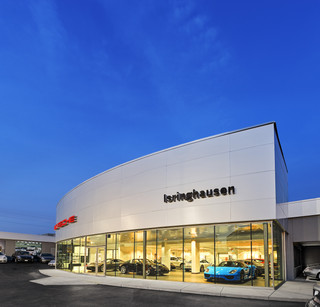 Isringhausen Motors