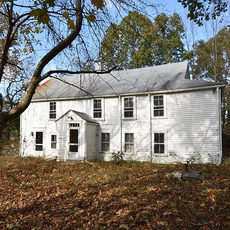 Homes Built in the 1700-1900s Now For Sale Across Rhode Island