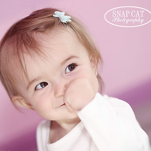 Child's photo shoot