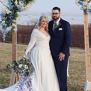 Wedding - Taylor and Beck