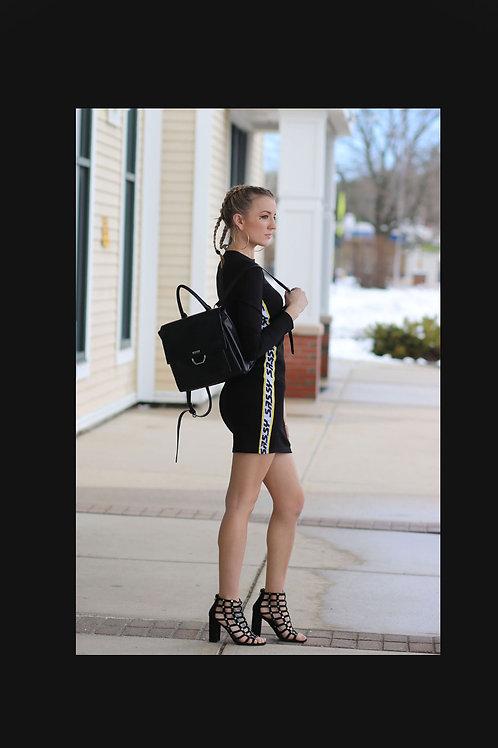 H&M Long Sleeve Dress size 4
