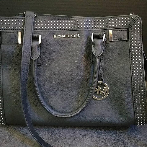Michael Kors stylish black purse