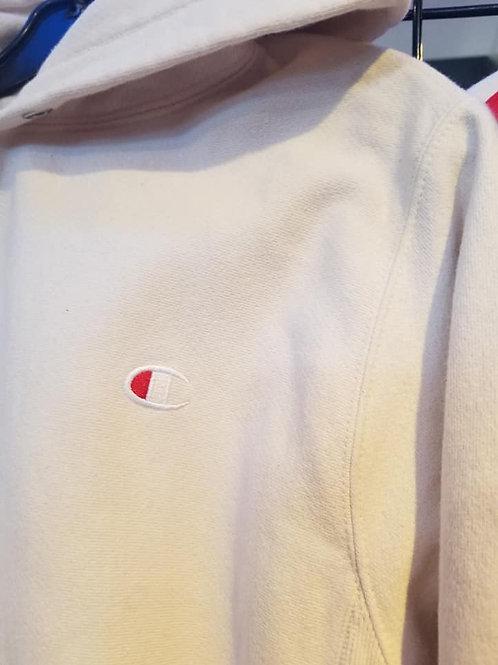 Champion white sweatshirt size sm