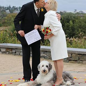 40th Anniversary renewal - John & Karen