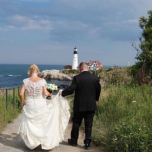 Wedding - Melissa and Jim