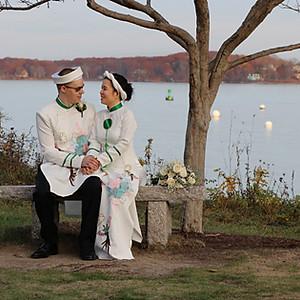 Wedding - Scott and Phuong