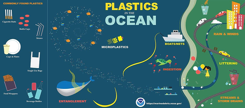 Plastics in the Ocean