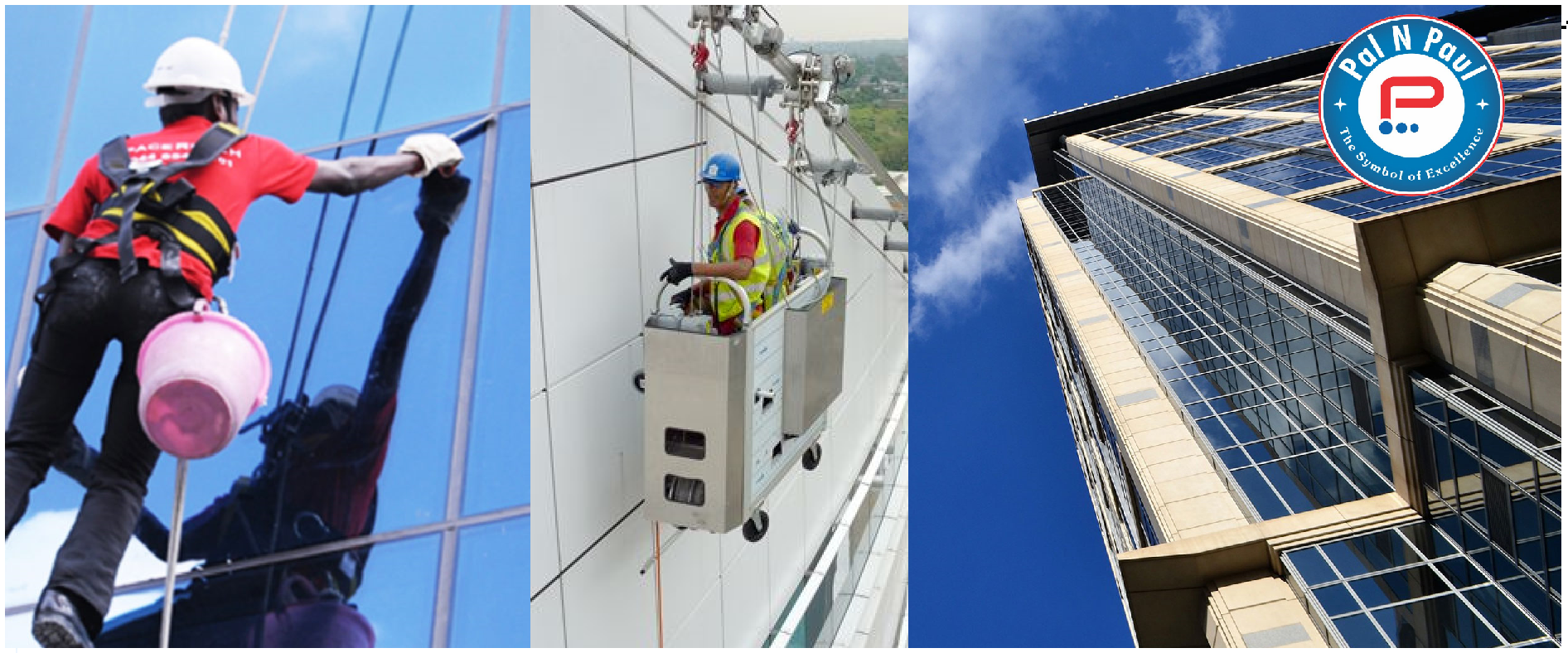 The remarkable new technology in building facade cleaning