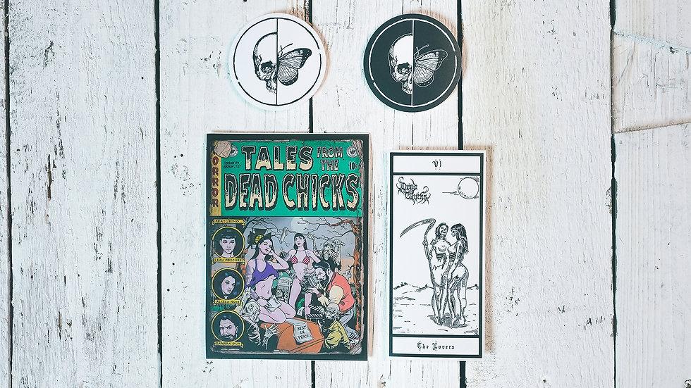 Dead Chicks  Premium Sticker Bundle