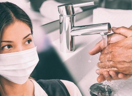 Prevenire le infezioni con il corretto lavaggio delle mani