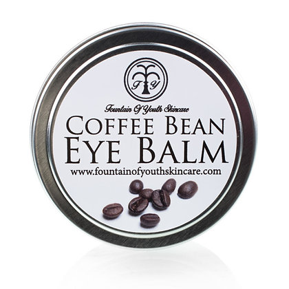 Fountain of Youth Coffee Bean Eye Balm