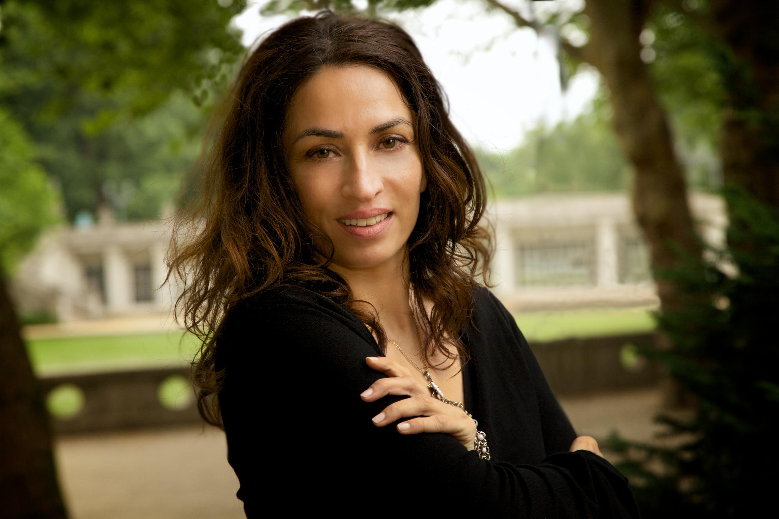 Actress Jale Arikan