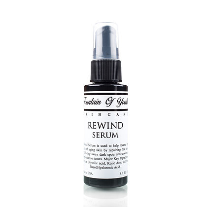 Fountain of Youth Rewind Serum