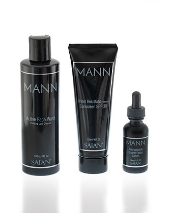 Mann Daily Facial Kit