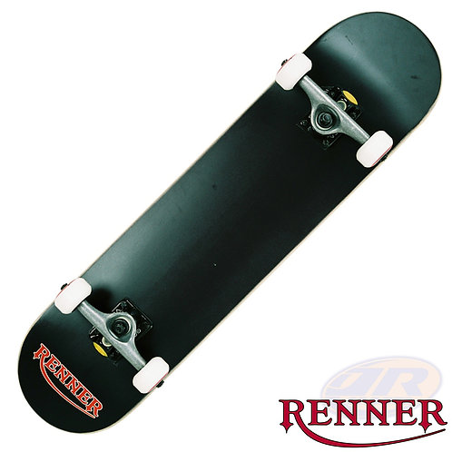 RENNER Pro Series Skateboards - Black