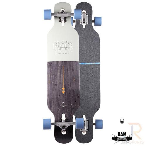 RAM Longboard - Ciemah - Cool Grey