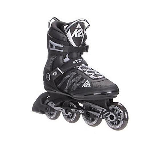 K2 F.I.T. 80 Skates UK 8 (42)