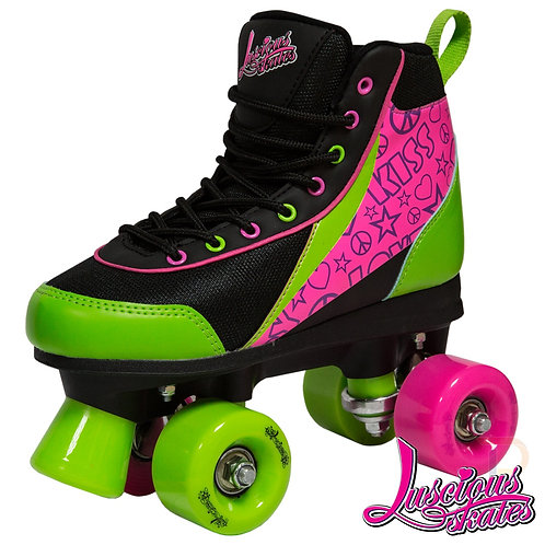 Luscious Roller Skates - Delish