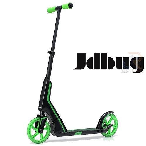 JD BUG PRO Commute 185 Scooter - Black/Green