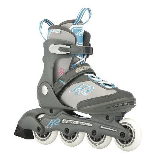 K2 Escape 78 W Skates UK 5½ (39)