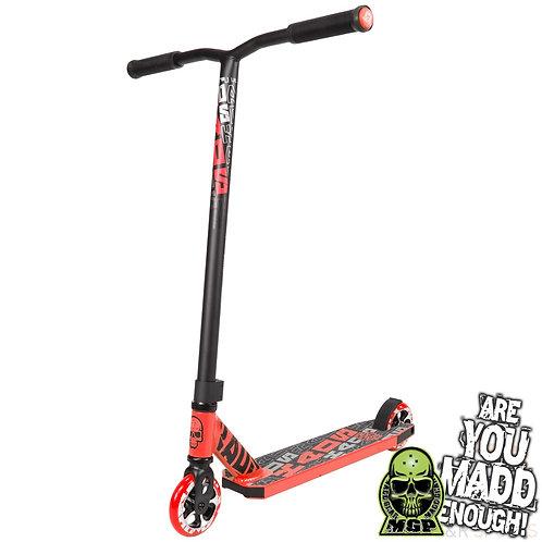 Madd Kick Kaos Scooter - Red
