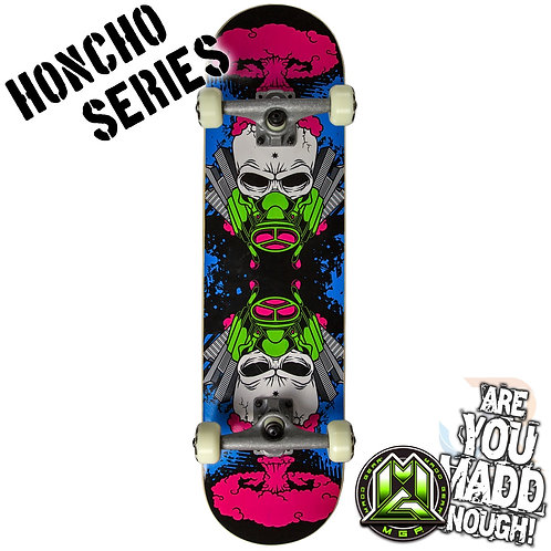 Madd Honcho Sk8Board - The End