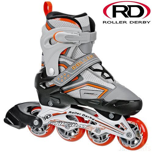 RD Stingray R7 Adjustable Skates