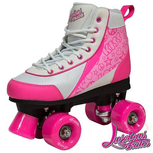 Luscious Roller Skates -Strawberry Kiss