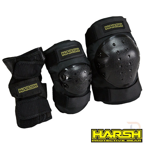 Harsh 3-Pack Combo Sets