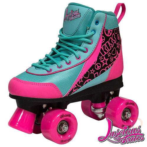 Luscious Roller Skates -Summer Dayz