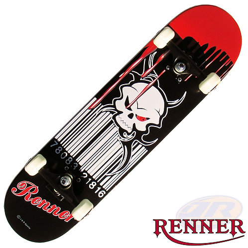 RENNER A Series Skateboards - Blood Soaked