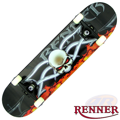 RENNER A Series Skateboards - Devils Eye