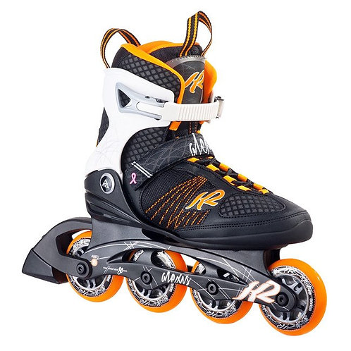 K2 Alexis 80 W Skates UK 5½ (39)