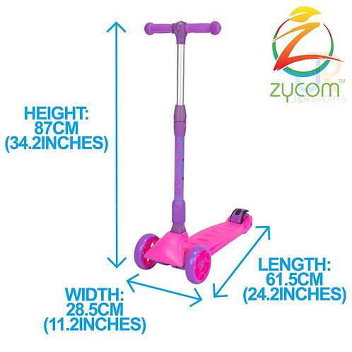 Zycom Zinger 3-Wheel Cruiser