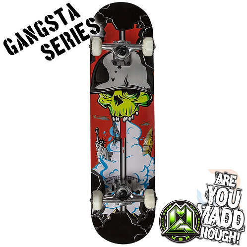 Madd Gangsta Sk8board - Battlezone