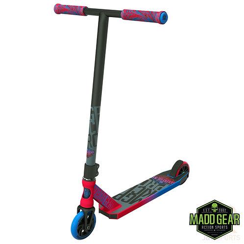 Madd Kick PRO V4 Scooter - Red/Black