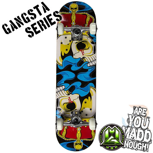 Madd Gangsta Sk8board - Crowned
