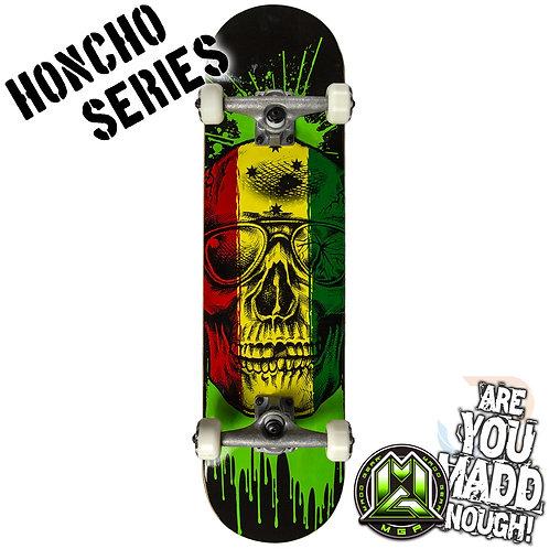 Madd Honcho Sk8Board - Rasta